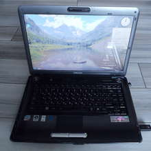 Ноутбук Toshiba satellite A300 экран 15.4""